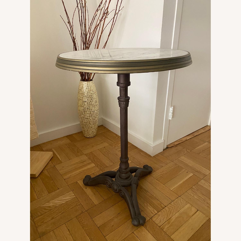 Vintage Marble Table - image-1