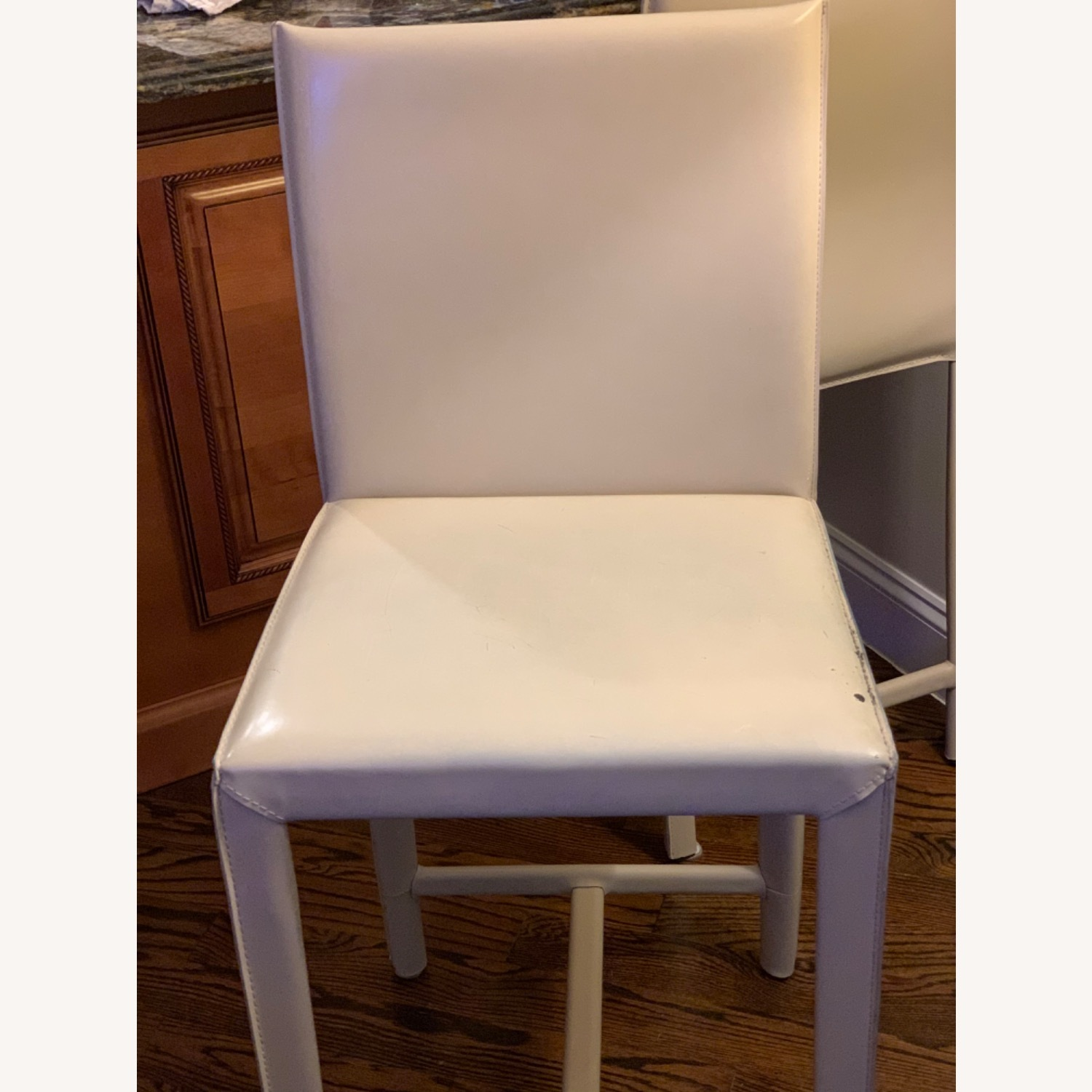 Crate and Barrel Folio Counter Stools - image-1