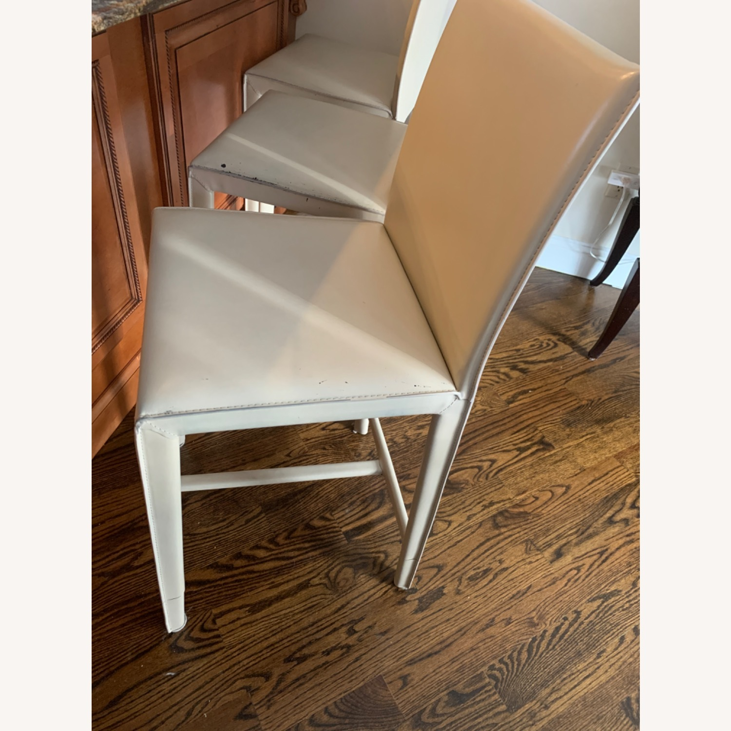 Crate and Barrel Folio Counter Stools - image-5
