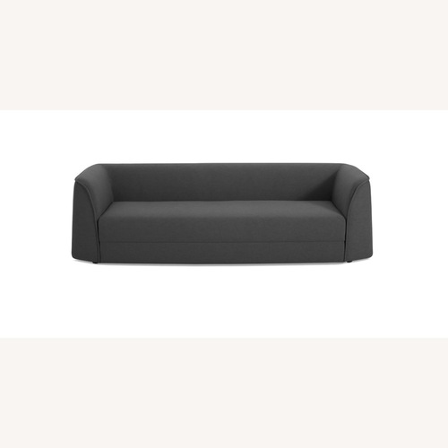 Used Blu Dot Modern Charcoal Sofa for sale on AptDeco