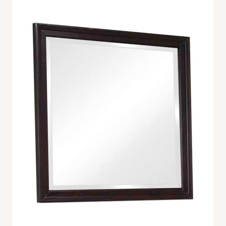 Versatile Mirror In Cappuccino Finish - image-0