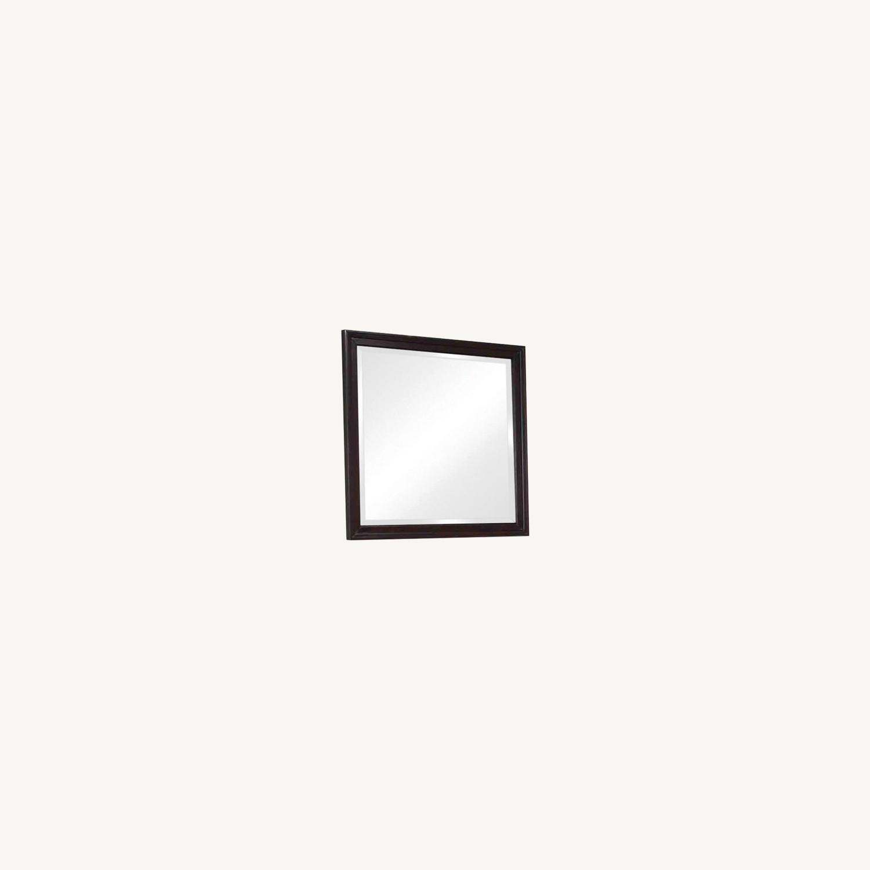 Versatile Mirror In Cappuccino Finish - image-3