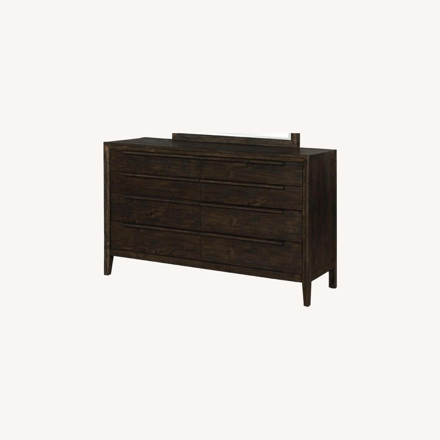 Modern Classic Style Dresser In French Press Wood - image-4