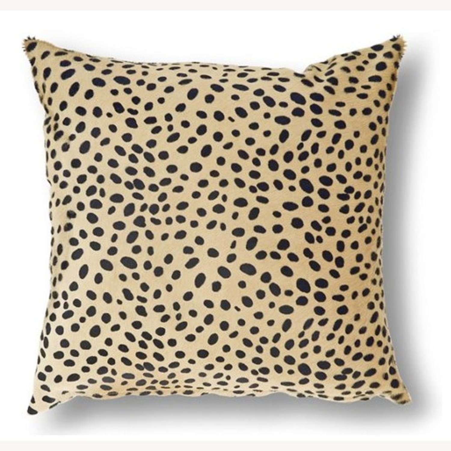 One Kings Lane: Le-Coterie Cheetah Pillow - image-1