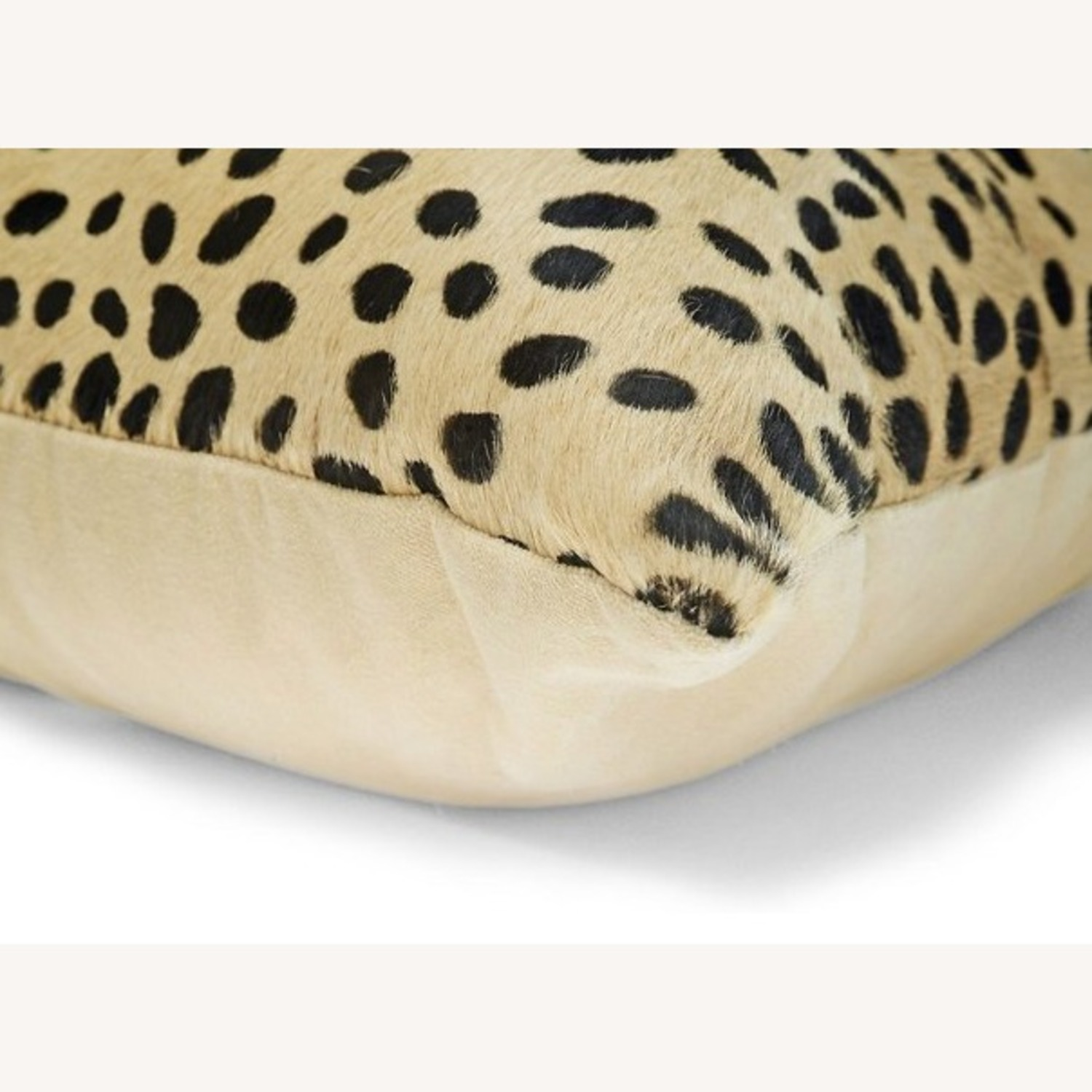 One Kings Lane: Le-Coterie Cheetah Pillow - image-2