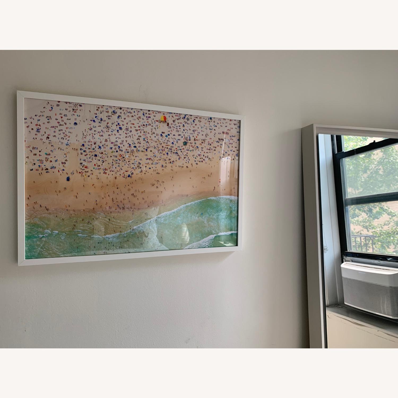 Gray Malin Bondi Beach w/ White Frame - image-5