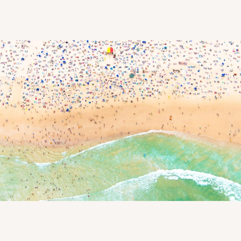 Gray Malin Bondi Beach w/ White Frame - image-1