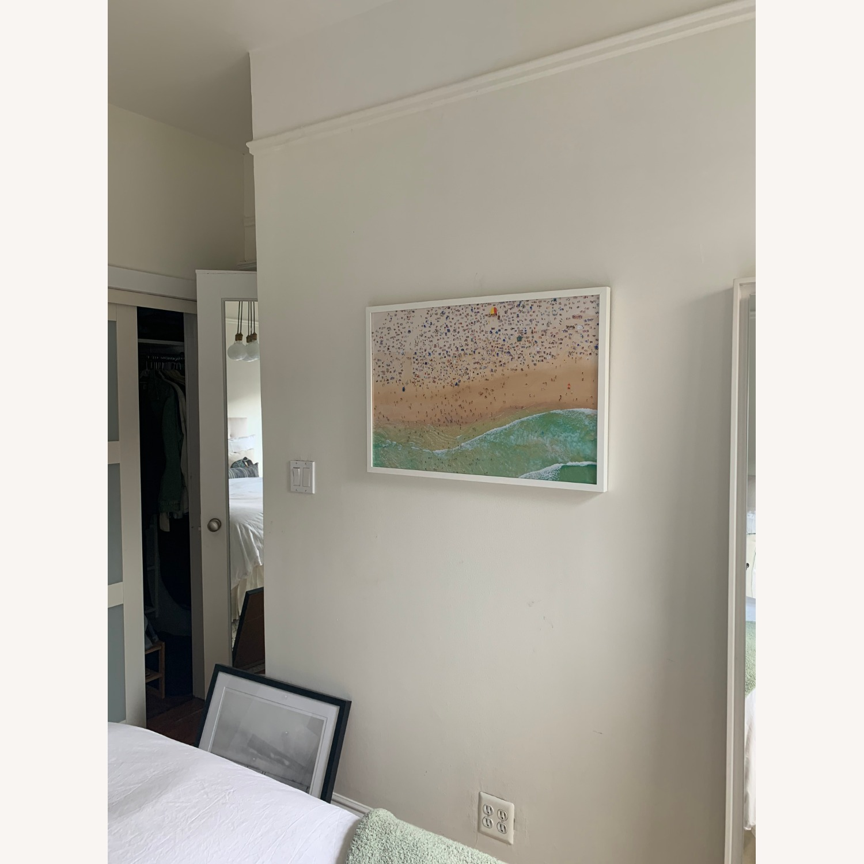 Gray Malin Bondi Beach w/ White Frame - image-2