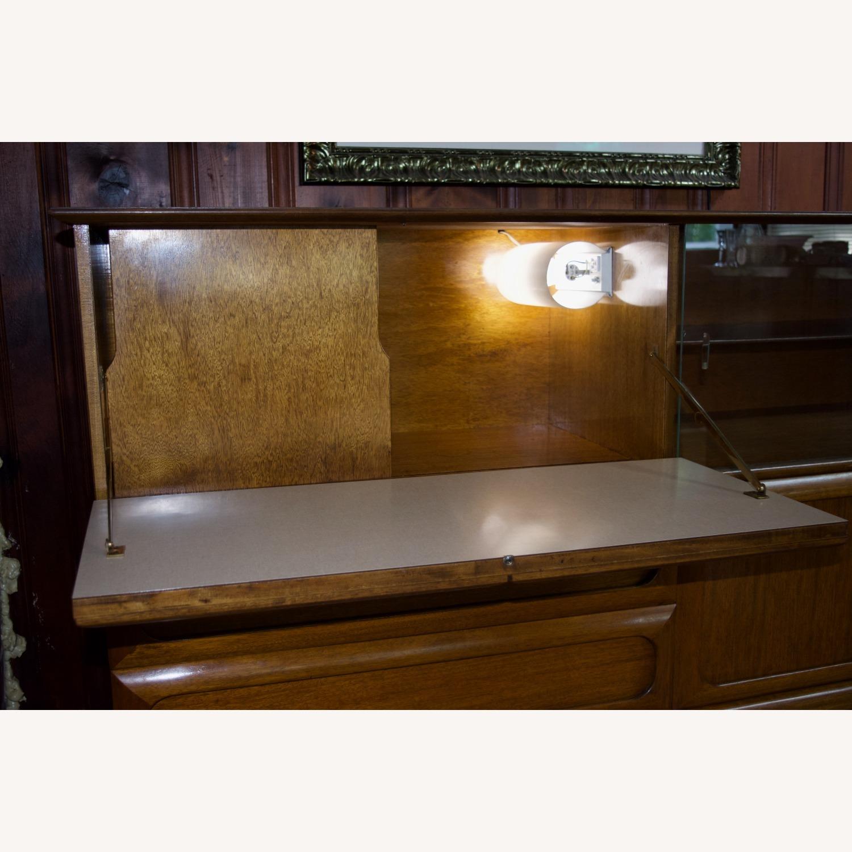 Magnificent Vintage Mid Century Modern Bar - image-9