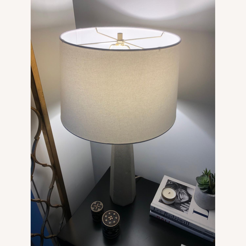 Lulu & Georgia Cement Lamp - image-3