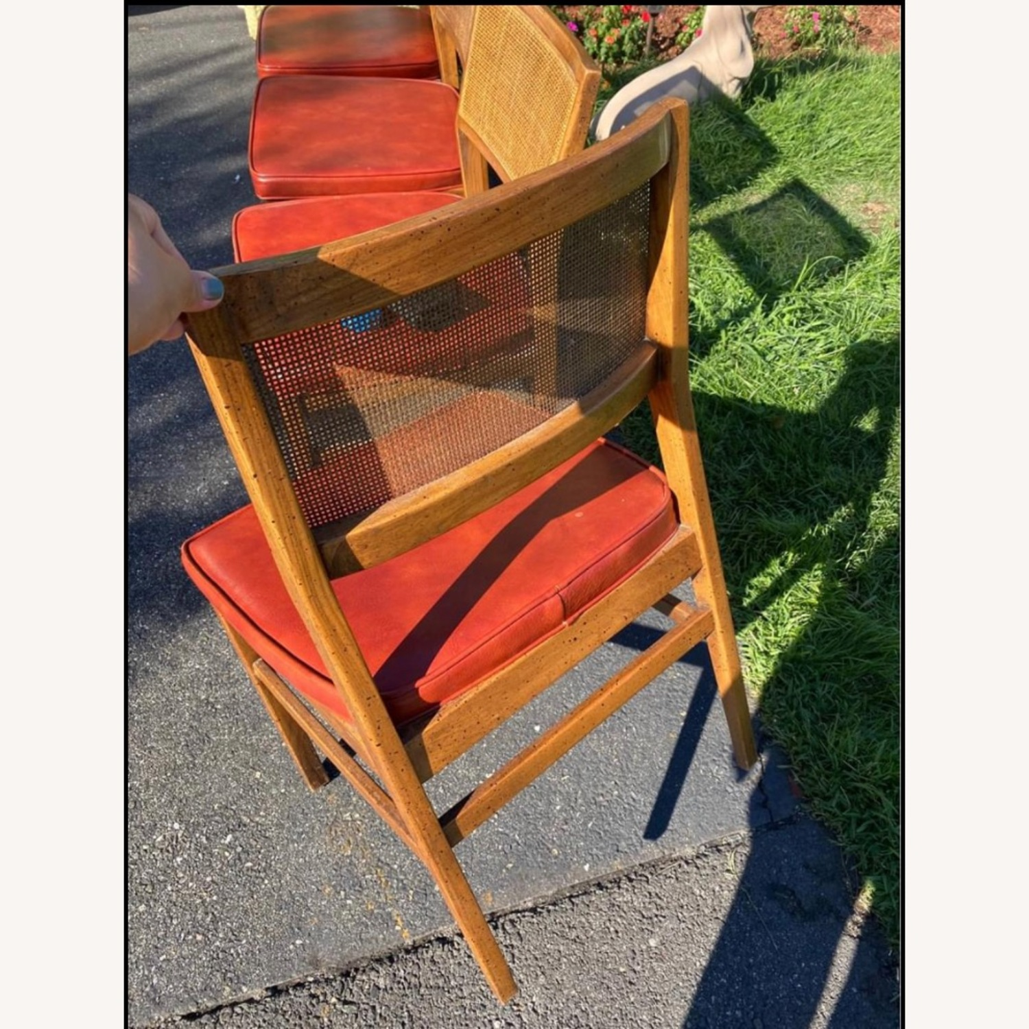 Vintage Dining Chairs - image-2