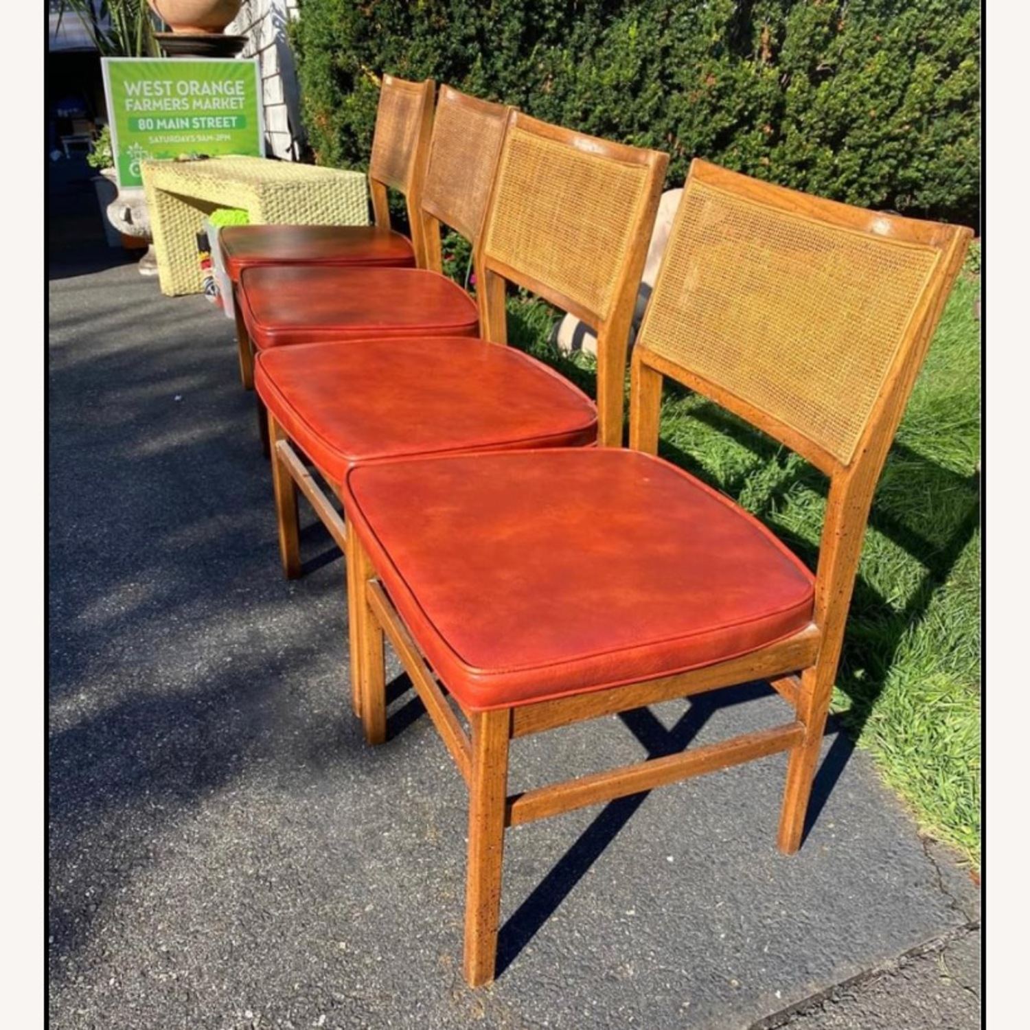 Vintage Dining Chairs - image-7