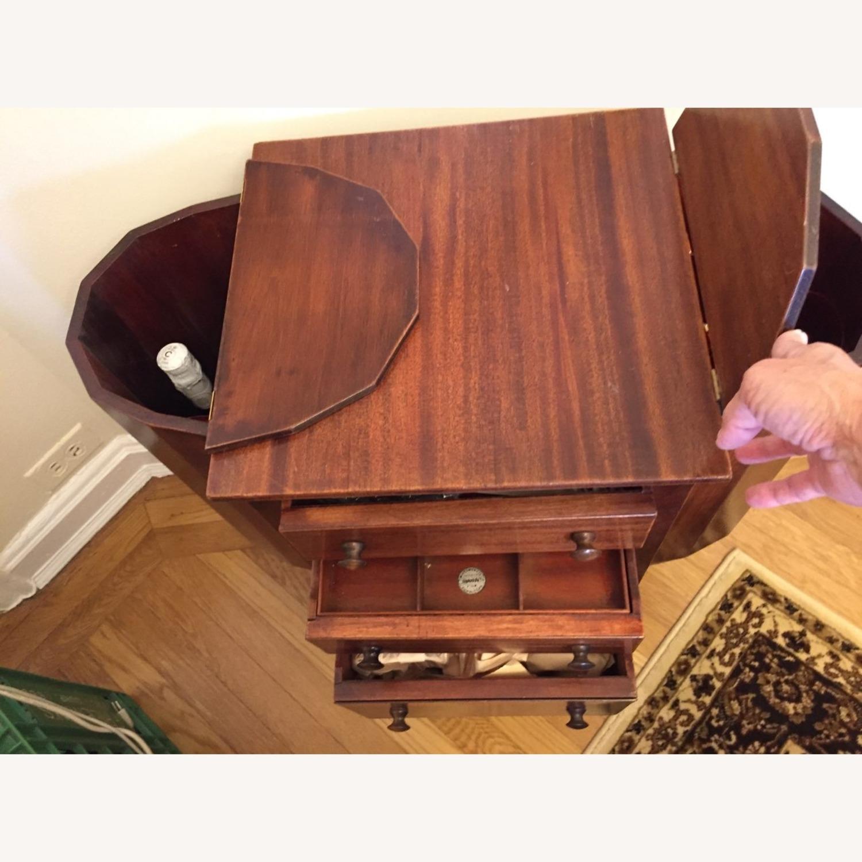 Antique Martha Washington Sewing Table - image-3
