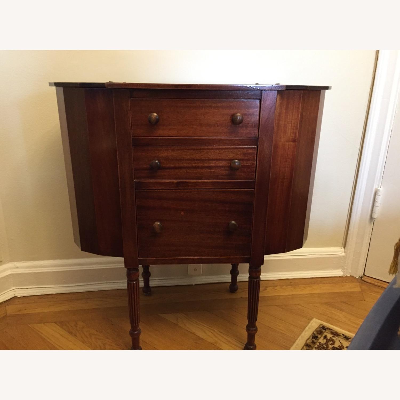 Antique Martha Washington Sewing Table - image-2