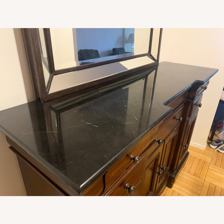 Dresser with Mirror - image-2