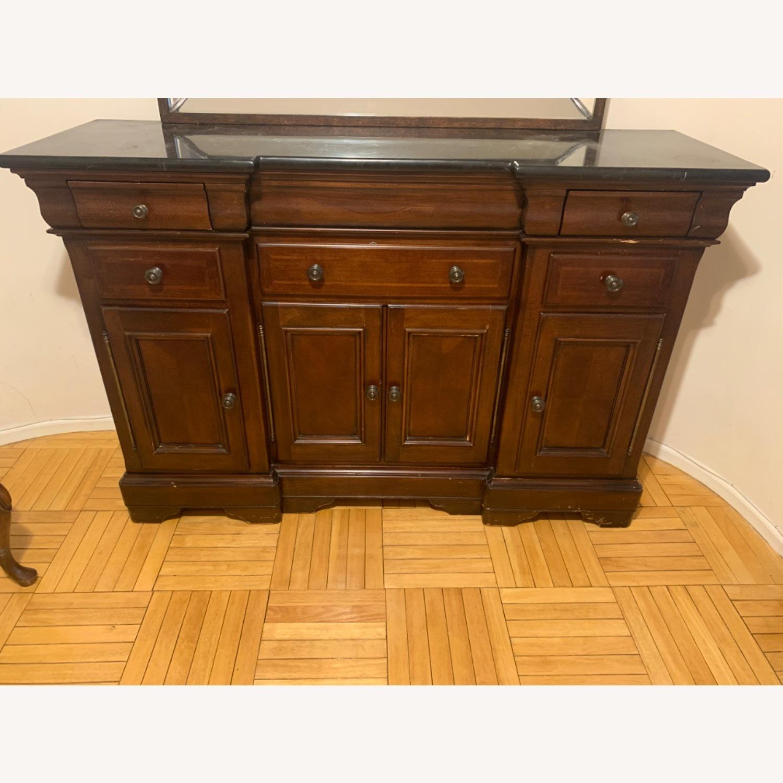 Dresser with Mirror - image-6