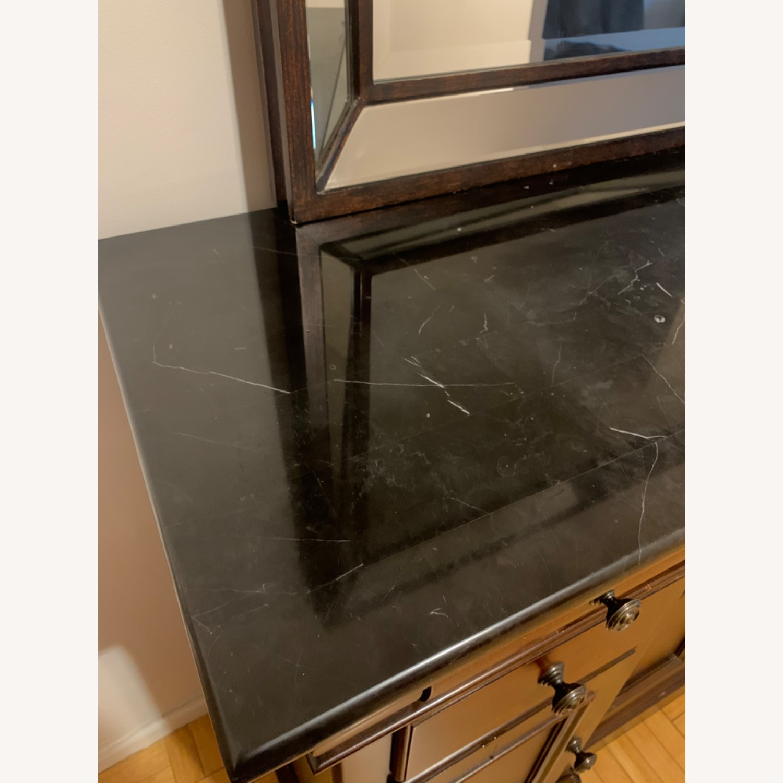 Dresser with Mirror - image-3