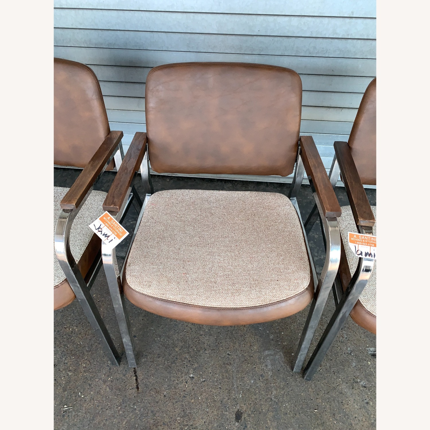 Mid Century Dining Chairs - image-3