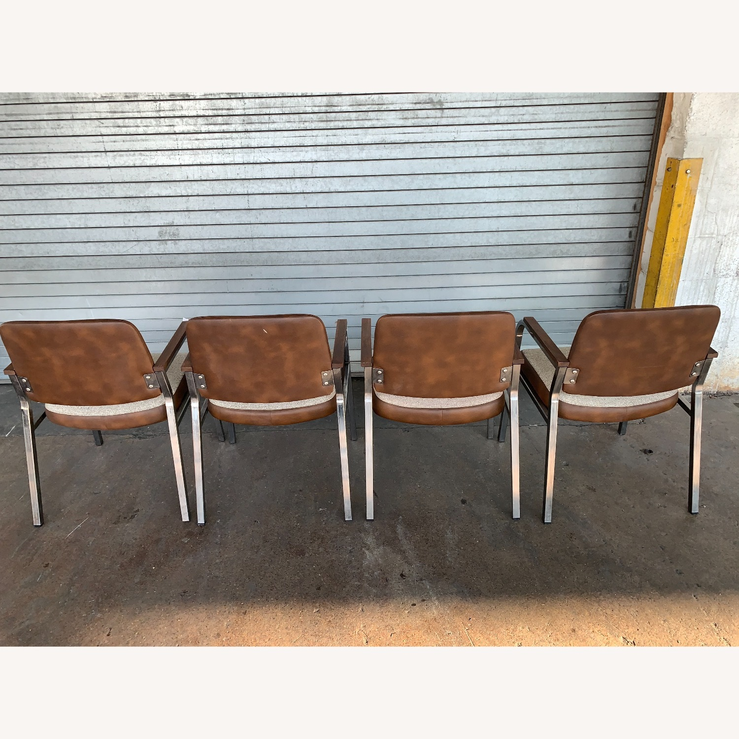 Mid Century Dining Chairs - image-9