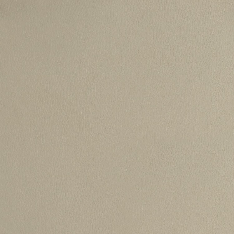 Height Adjustable Bar Stool In Ecru Leatherette - image-5