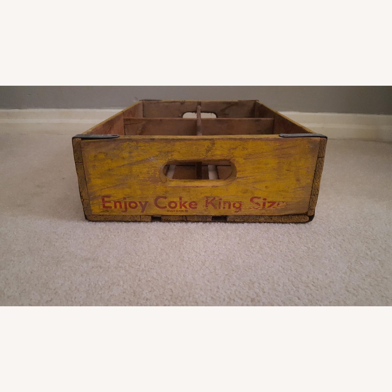 Coca-Cola Original Soda Bottle Crate - image-3