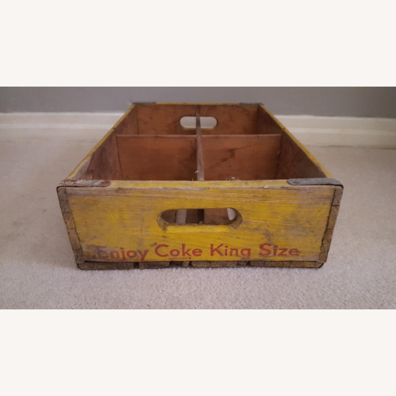 Coca-Cola Original Soda Bottle Crate - image-4
