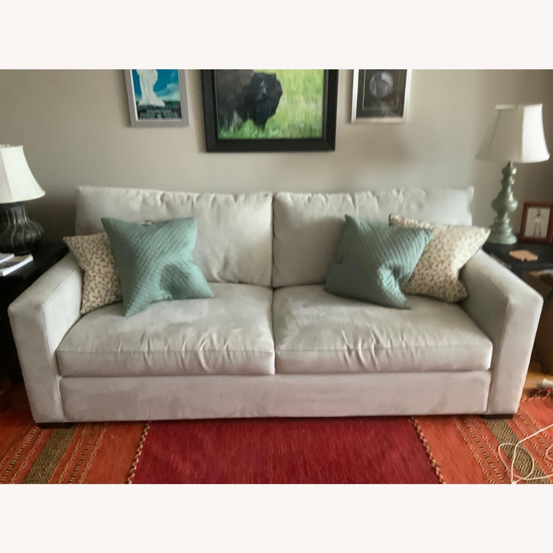 Crate & Barrel Axis Queen Sleeper Sofa - image-8