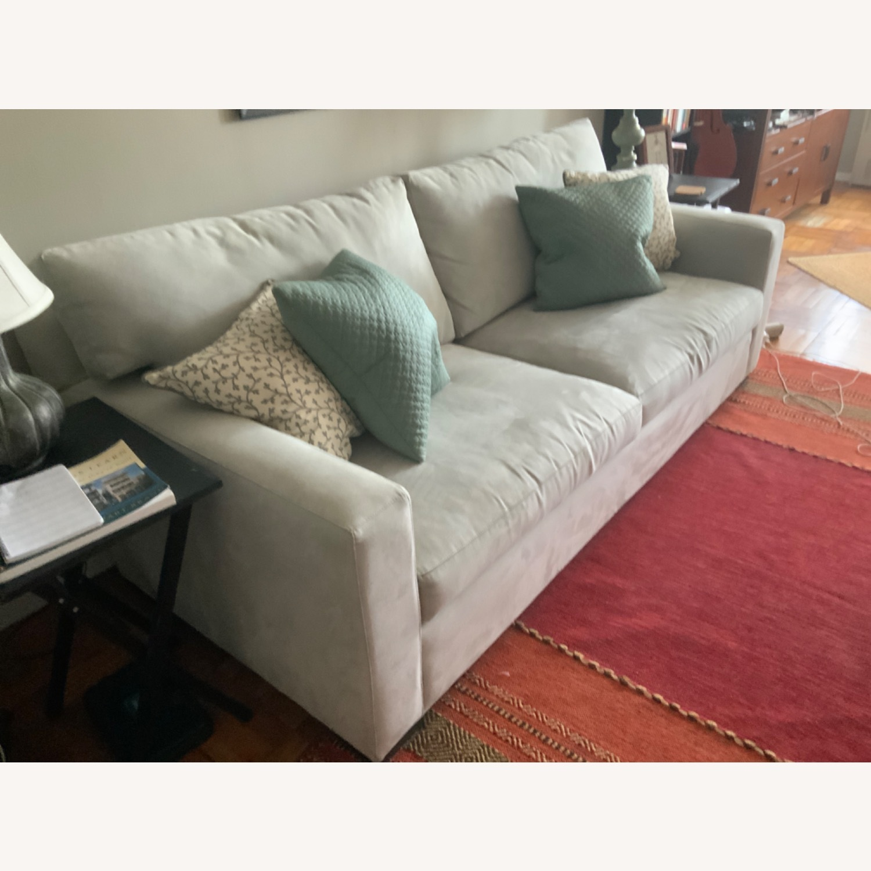 Crate & Barrel Axis Queen Sleeper Sofa - image-7