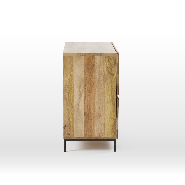 West Elm Industrial File Cabinet - image-3