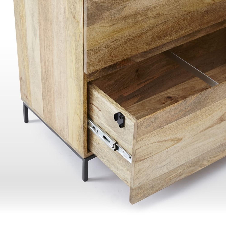 West Elm Industrial File Cabinet - image-2