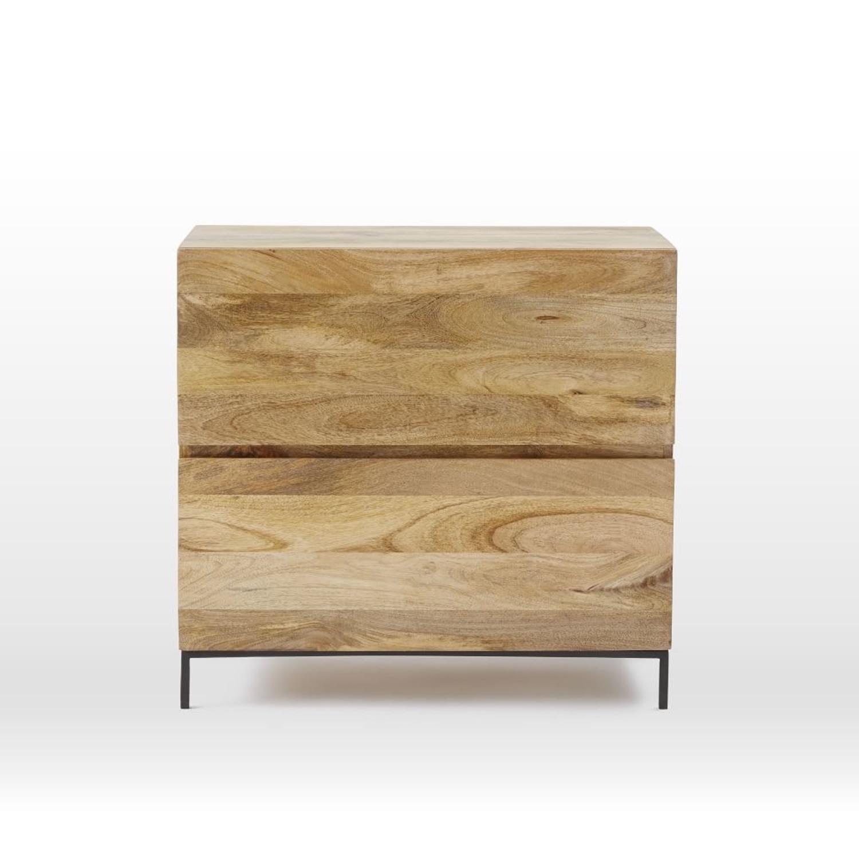 West Elm Industrial File Cabinet - image-4