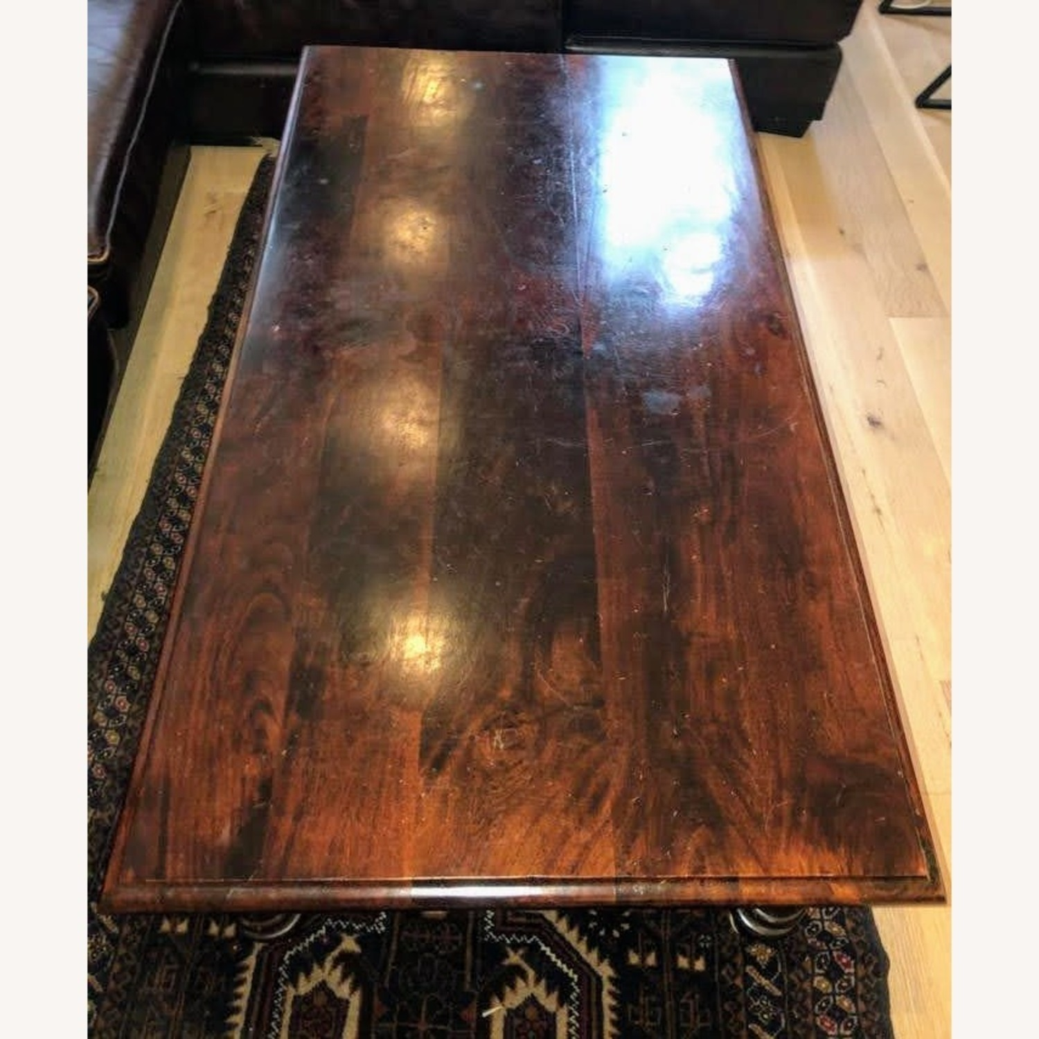 Wooden Coffee Table - image-1