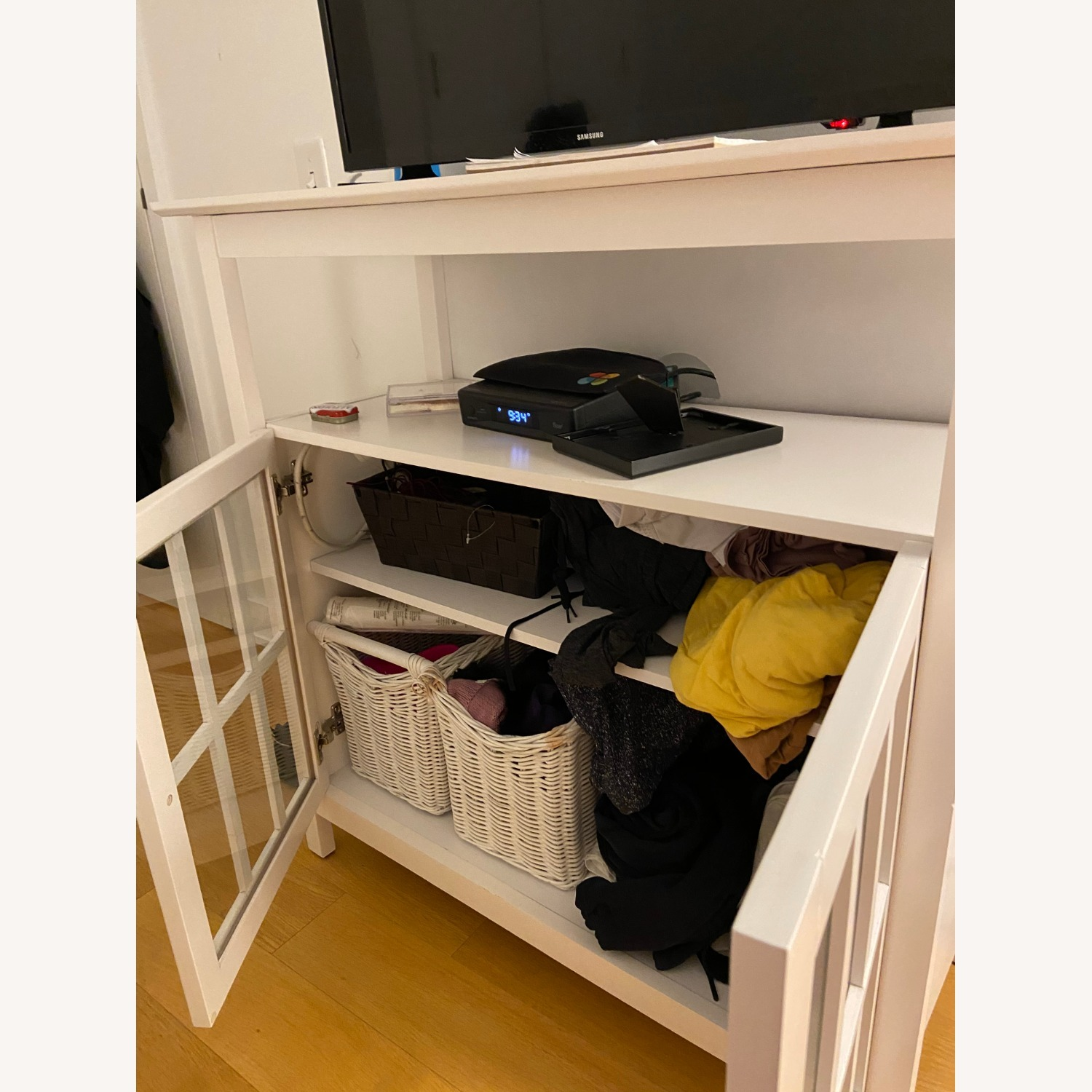 Convenience Concepts TV Stand with Storage Space - image-4