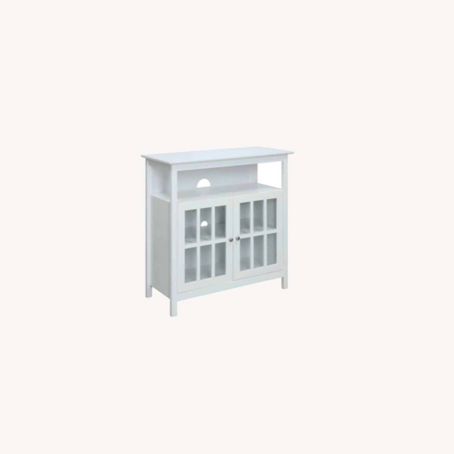 Convenience Concepts TV Stand with Storage Space - image-0