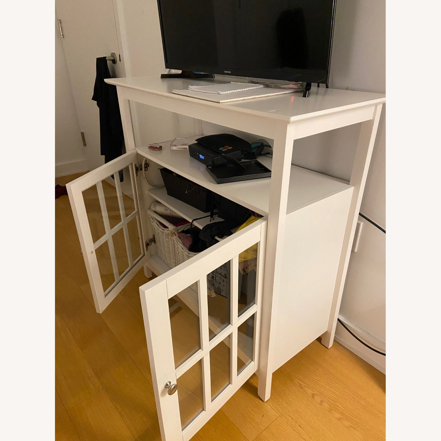 Convenience Concepts TV Stand with Storage Space - image-2