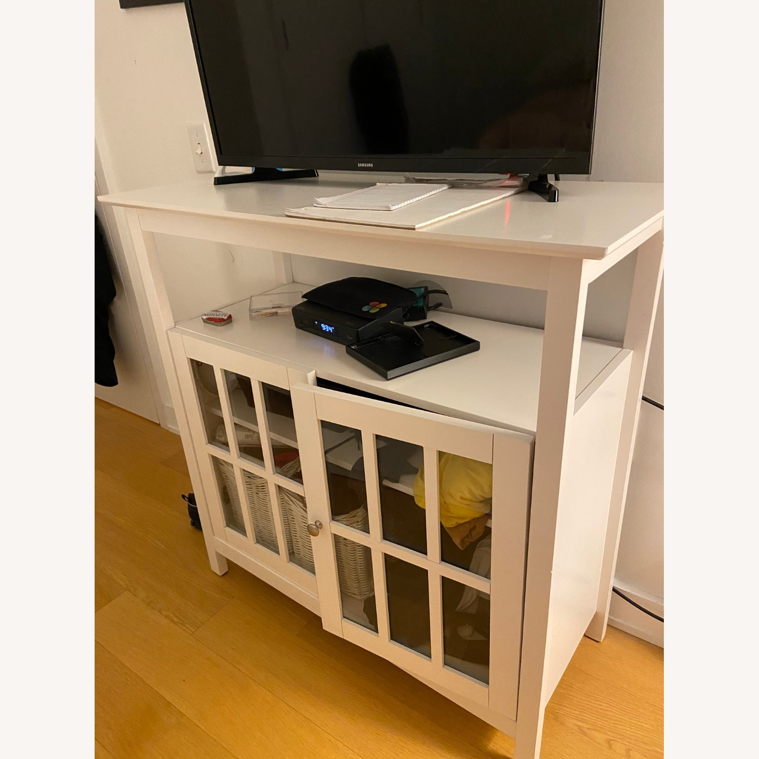 Convenience Concepts TV Stand with Storage Space - image-1