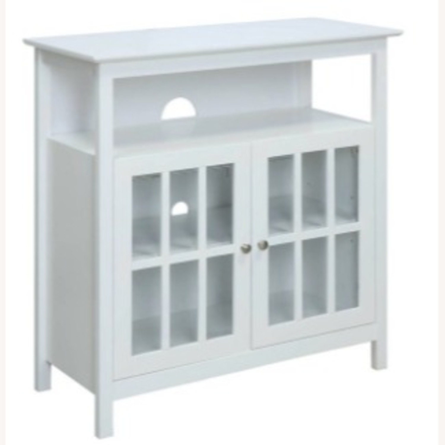 Convenience Concepts TV Stand with Storage Space - image-3