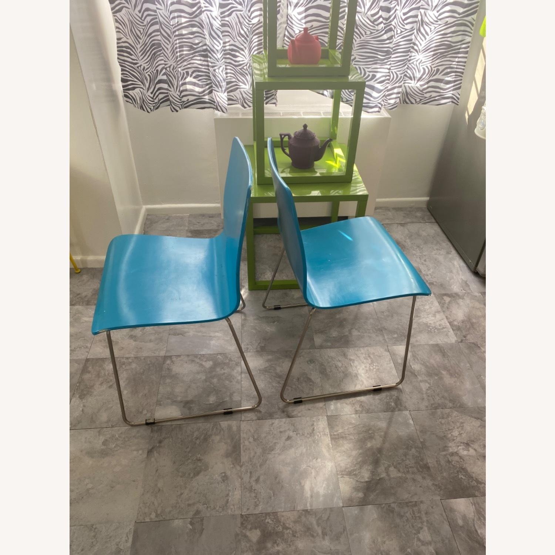 CB2 Chairs - image-2