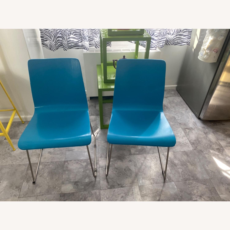 CB2 Chairs - image-1