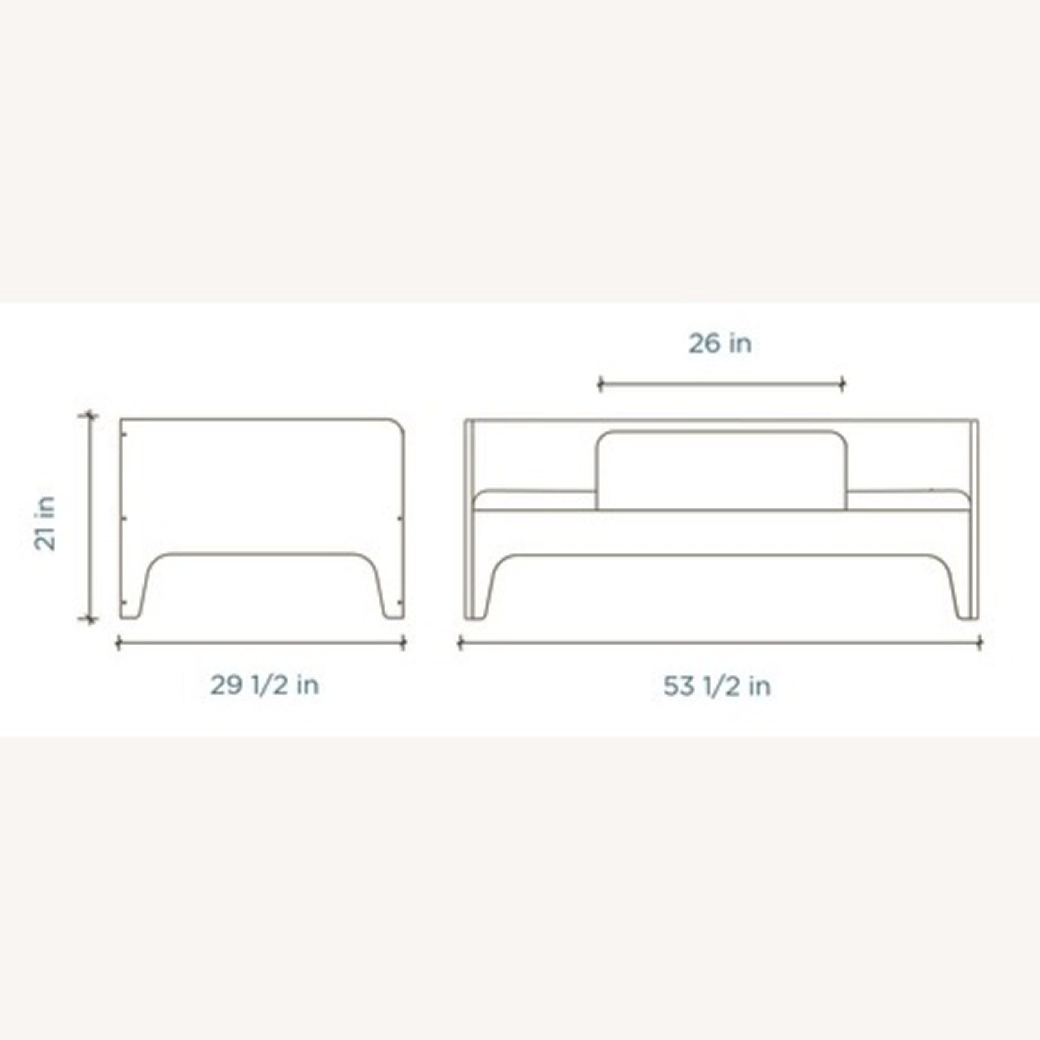 Oeuf Perch Toddler Bed - image-3