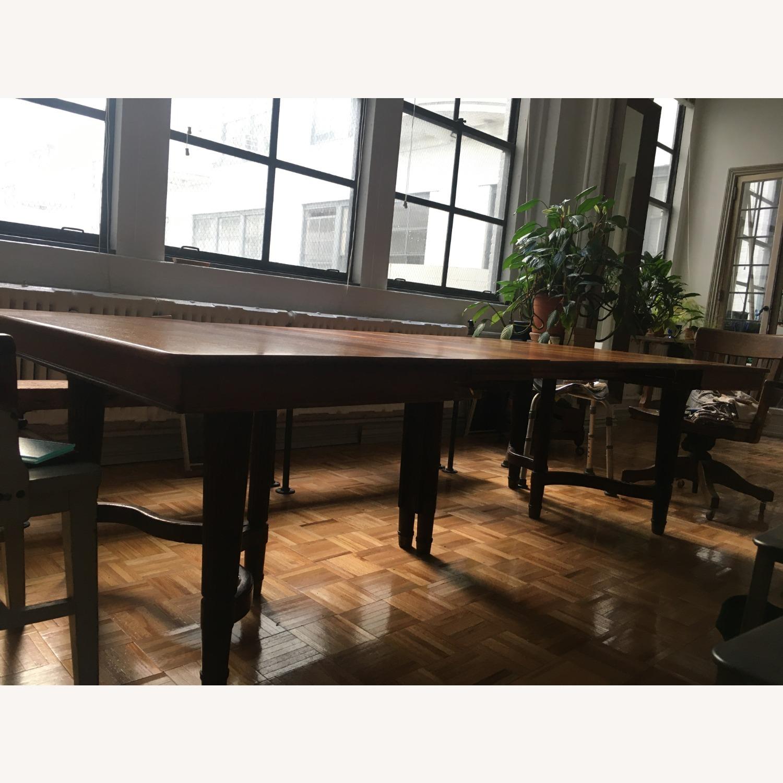 Loft Table-Solid Mahogany - image-2