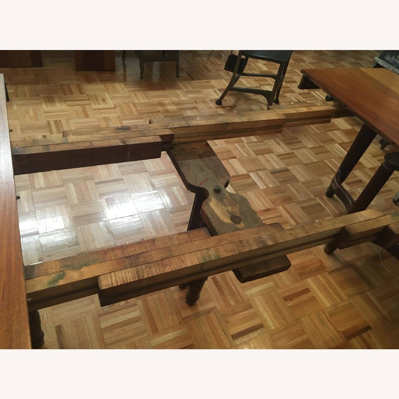 Loft Table-Solid Mahogany - image-4
