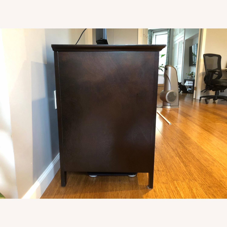 Hardwood Media Stand - image-10
