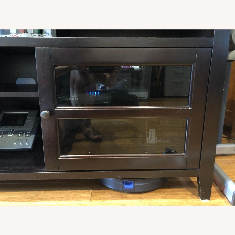 Hardwood Media Stand - image-5