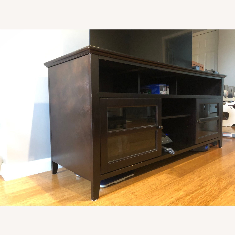 Hardwood Media Stand - image-11