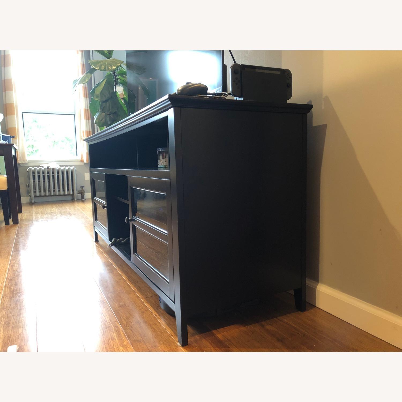 Hardwood Media Stand - image-9
