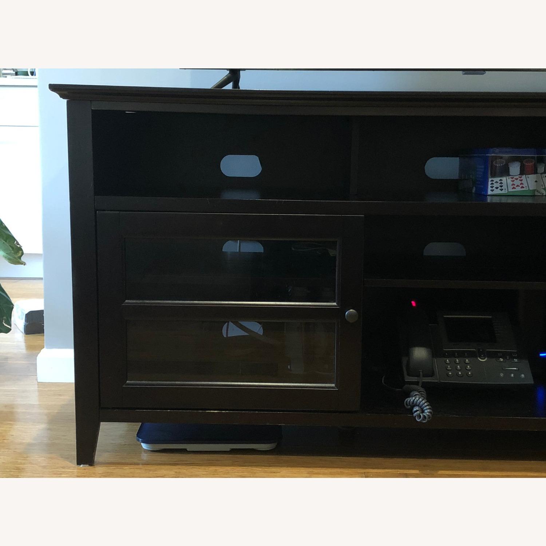 Hardwood Media Stand - image-7
