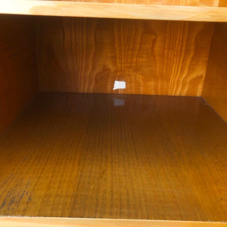 Vintage Modern Boho Armoire Dresser - image-13