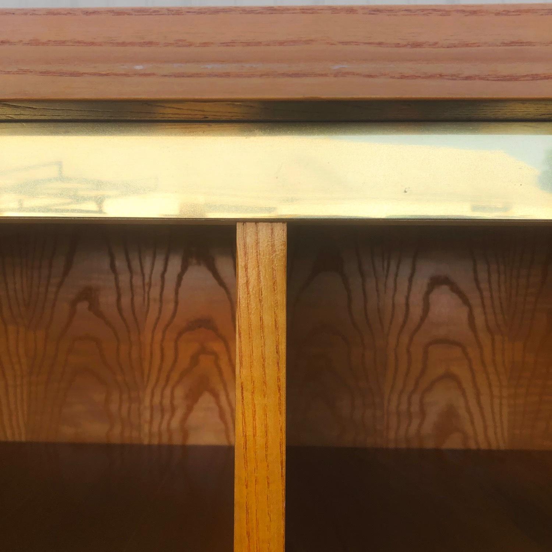 Vintage Modern Boho Armoire Dresser - image-15