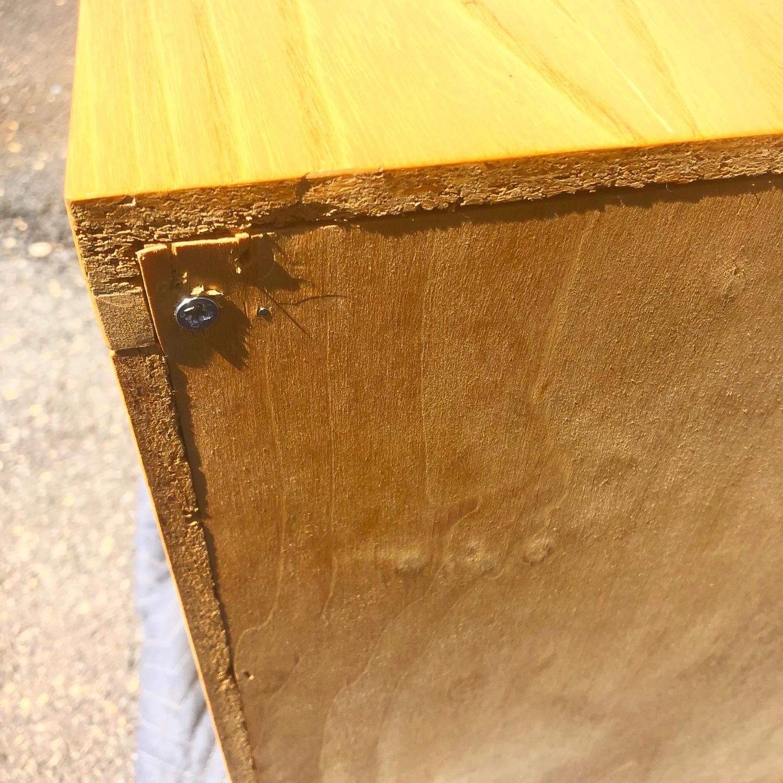 Pair Vintage Modern Bamboo Nightstands - image-16